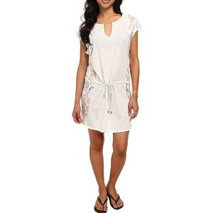 LOLE Women's Salsa Dress, Small, White Gelato